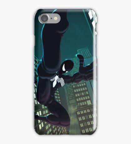 Spider - Black suit iPhone Case/Skin
