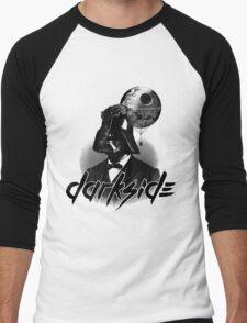Dark side of the Force Men's Baseball ¾ T-Shirt