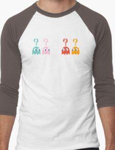 Who's this? Men's Baseball ¾ T-Shirt