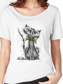 Kitty cat Women's Relaxed Fit T-Shirt