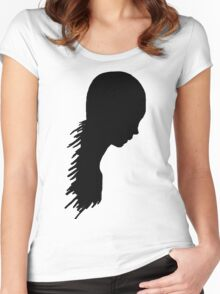 Fragment  Women's Fitted Scoop T-Shirt