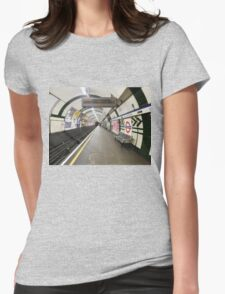 Gloucester Road Underground Womens Fitted T-Shirt