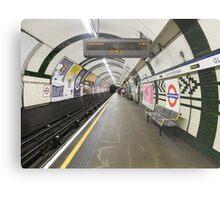 Gloucester Road Underground Metal Print