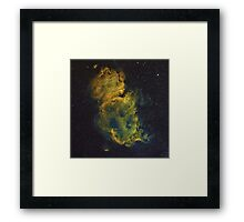The Soul Nebula Framed Print