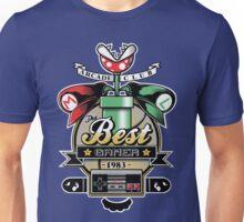 THE BEST GAMER Unisex T-Shirt