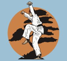 The Karate Kid logo by Buby87