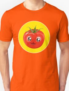 Kawaii red Single tomato Unisex T-Shirt