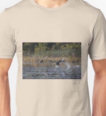 The Cygnets Are Flying  Unisex T-Shirt