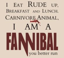 Warning Fannibal - version VII by FandomizedRose