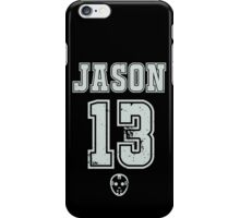 Jason Voorhees Friday the 13th iPhone Case/Skin