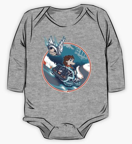 Marty Kart 88 One Piece - Long Sleeve