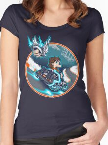 Marty Kart 88 Women's Fitted Scoop T-Shirt