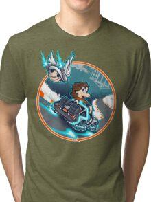 Marty Kart 88 Tri-blend T-Shirt