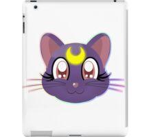 luna anime colours  iPad Case/Skin