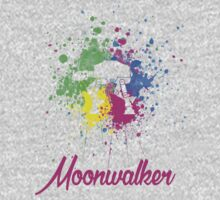 FunnyBONE Moonwalker One Piece - Long Sleeve