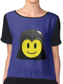 Darth Smiley (only) Chiffon Top
