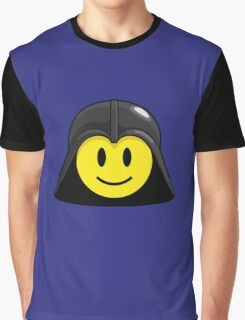 Darth Smiley (only) Graphic T-Shirt