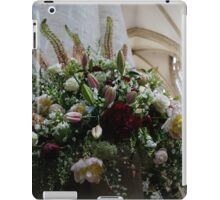 Uplifting Bouquet of Spring Flowers iPad Case/Skin