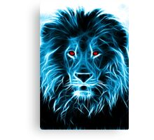 The Spectral King Canvas Print