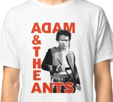 ADAM AND THE ANTS t-shirt Classic T-Shirt
