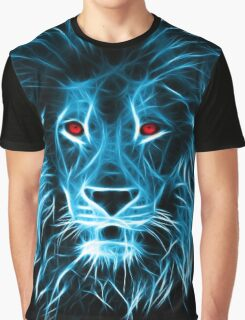 The Spectral King Graphic T-Shirt