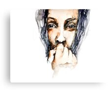 Face#2 Canvas Print