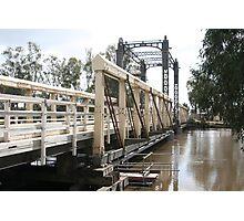 Barham Bridge (September) Photographic Print