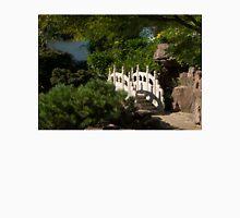 Ornate White Stone Bridge  Unisex T-Shirt