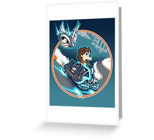 Marty Kart 88 Greeting Card