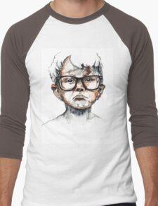FACE#3 Men's Baseball ¾ T-Shirt