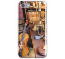 Sherlock Holmes' Study iPhone Case/Skin