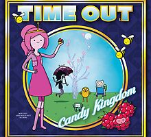 Time Out: Candy Kingdom by istaria