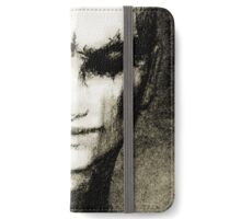 ANGE NOIR RENAISSANCE BOY III iPhone Wallet/Case/Skin