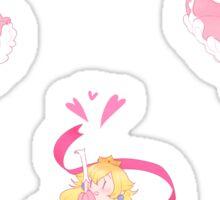 Peachy Stickers Sticker