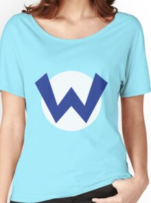 Original Wario Emblem Women's Relaxed Fit T-Shirt