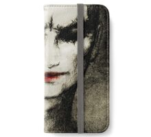 ANGE NOIR RENAISSANCE BOY VII iPhone Wallet/Case/Skin