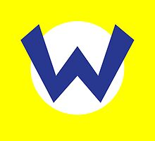 Original Wario Emblem by deepfriedbacon