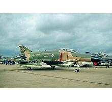 McDonnell F-4G Phantom II 69-0253/SP Wild Weasel V Photographic Print