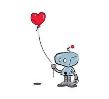 Sad Robot by Sean O'Beirn