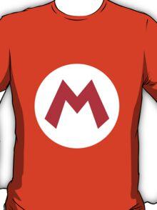 Original Mario Emblem T-Shirt