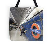London Bridge's Underground Tote Bag