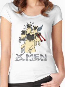 X Men: Apugalypse Women's Fitted Scoop T-Shirt