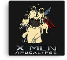 X Men: Apugalypse Canvas Print