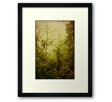 heavy Growth Framed Print