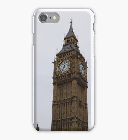 Big Ben in London iPhone Case/Skin