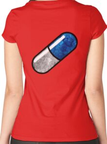 Akira- the capsules symbol version 2 Women's Fitted Scoop T-Shirt