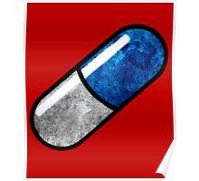 Akira- the capsules symbol version 2 Poster