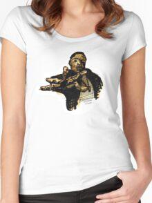Biggie. Women's Fitted Scoop T-Shirt