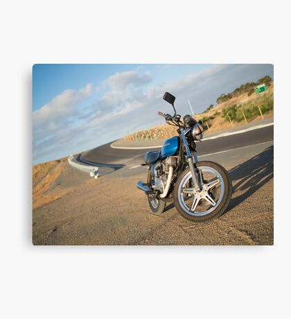 CB250T Cafe Racer Canvas Print