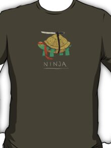 Definitely not Ninja Turtle T-Shirt